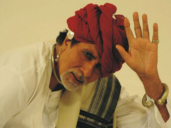 Big B Ire On Video With His Voice To Endorse Modi