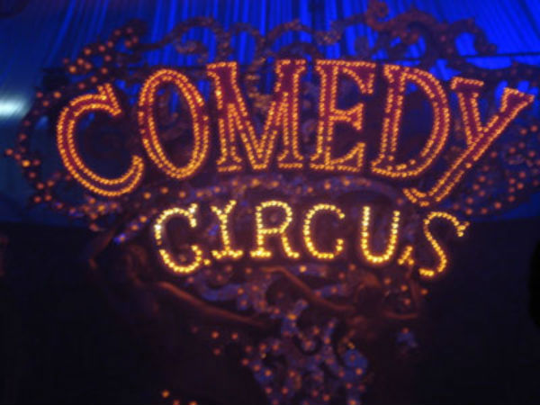 parmit in comedy circus