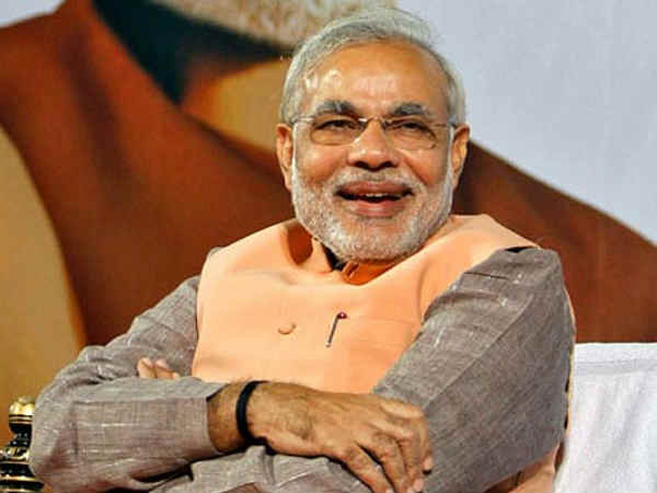 Narendra Modi Will Give Message Of Love With Election Campaign