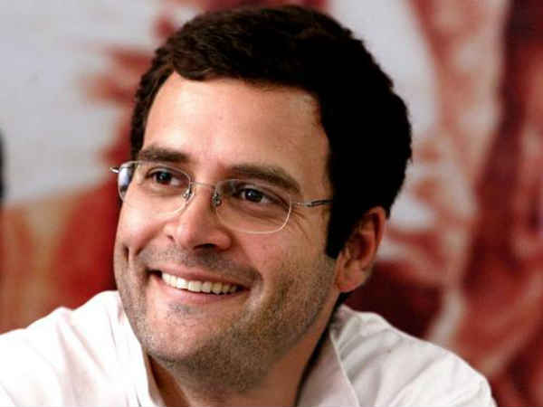 If India Is Computer Congress Its Default Programme Rahul Gandhi