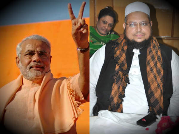 Anand Imam To Bat For Modi At Us Conference