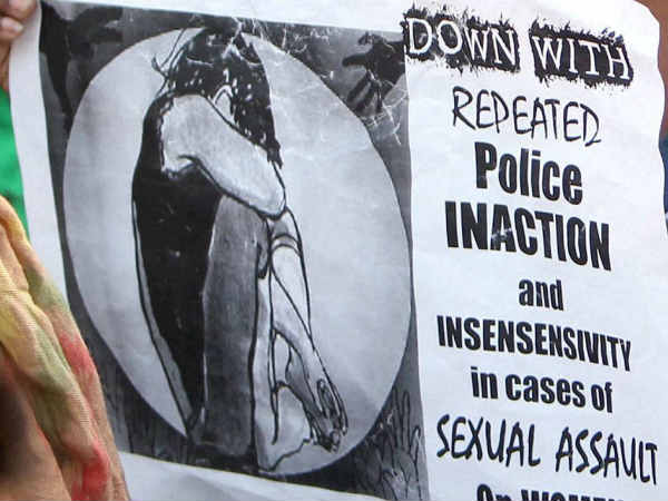 Mumbai Delhi On The Top Of India Rape Record