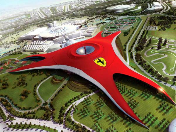 Ferrari Great History Through Pictures