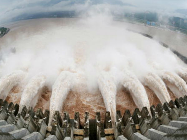 World S Largest Water Dams