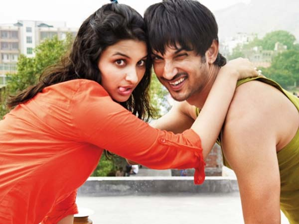 Shuddh Desi Romance Will Have 27 Kissing Scenes