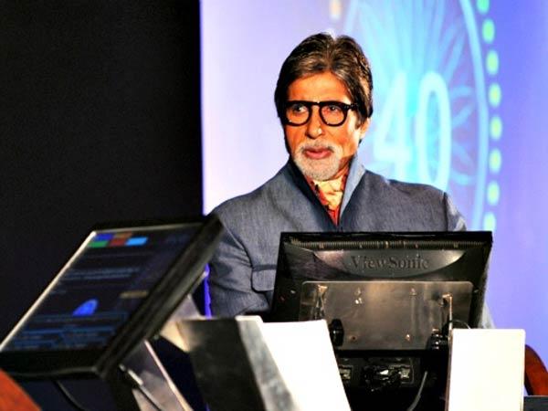 Hosting Kbc Nerve Wracking Amitabh Bachchan