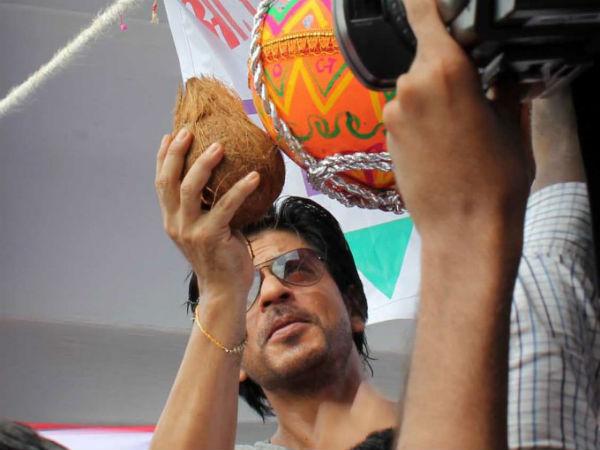 Shahrukh Khan Feeling Relex After Yasin Arrested