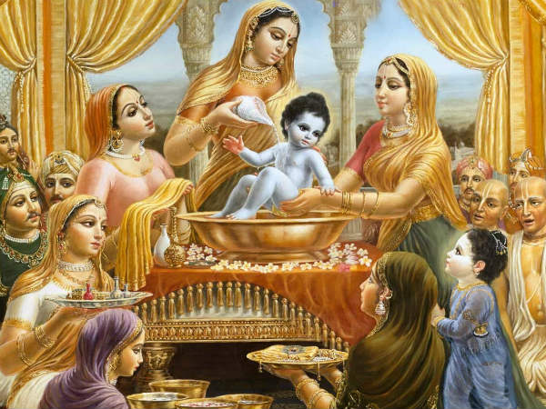 After 27 Years The Birth Of Krishna In Particular Yoga