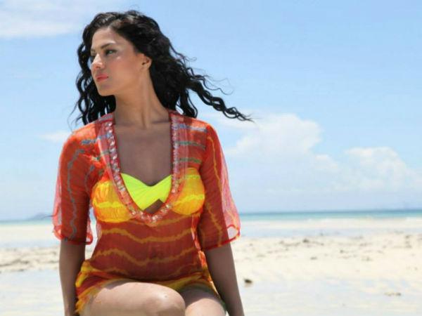 Veena Had Lose 9 Kgs Supermodel