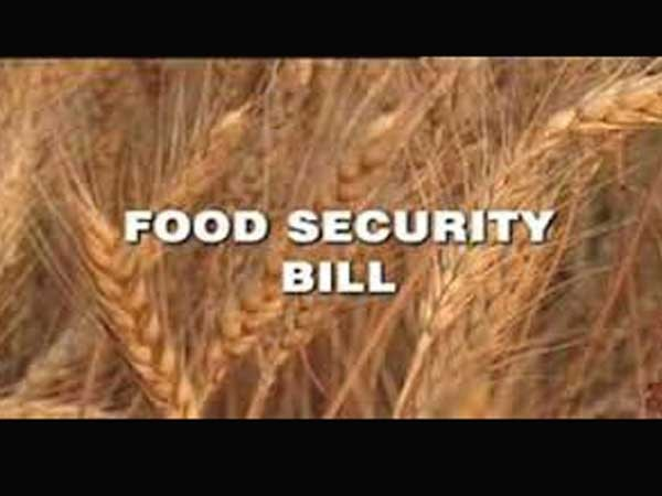 Rajya Sabha Passes National Food Security Bill Voice Vote