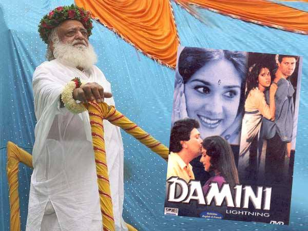 Asharam Bapu Sexaul Harassment Case Influenced Santoshi Hit Damini
