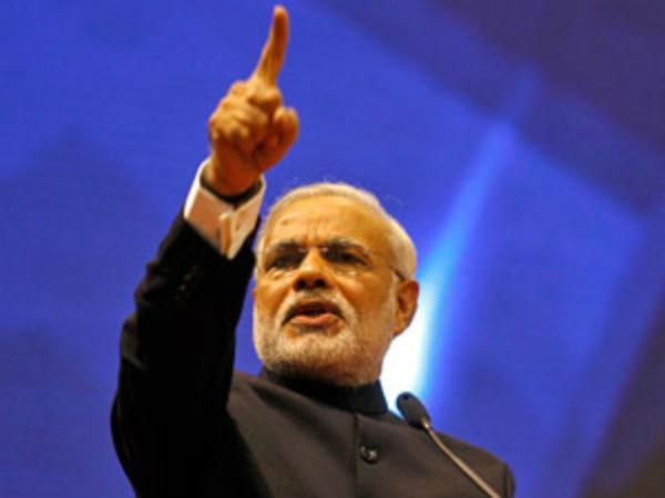 Narendra Modi At Top Of Hit List Of Indian Mujahiddin