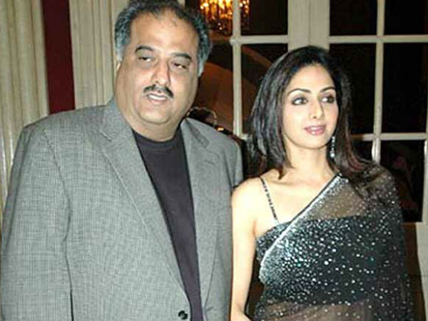 Filmmaker Boney Kapoor Threatened By Underworld