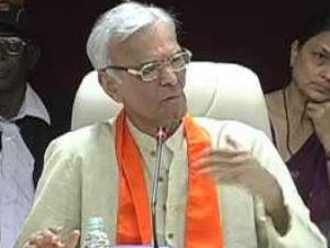 Gujarat Former Minister Nalin Bhatt Passed Away