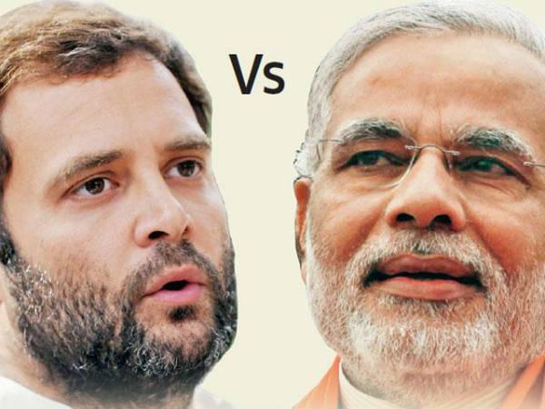 Internet War Modi Is Nine Times More Popular Than Rahul