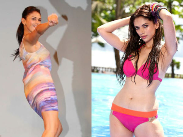 Stop Hoopla Around My Bikini Aditi Rao Hydari