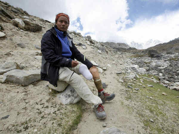 Interview With Arunima Sinha Indian Amputee Conquer Mt Everest