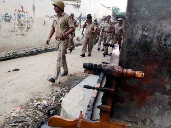 Communal Riots In Akhilesh Yadav Regime Muzaffarnagar