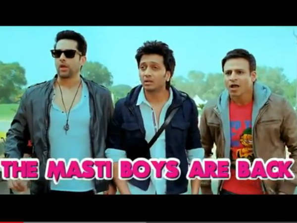 Delhi High Court Restrains Grand Masti Makers Showing Icici Bank Name