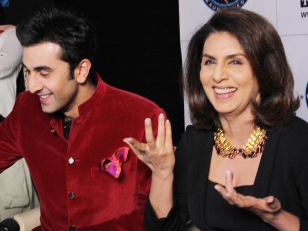 Kbc 7 Ranbir Kapoor Neetu Singh Kapoor Promoted Besharam