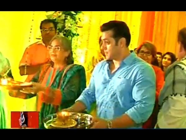 Salman Khan Celebrates Ganesh Chaturthi Family Love Joy