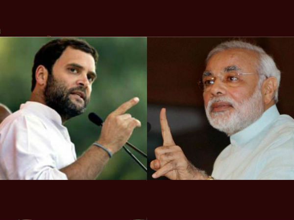Fight Between Modi And Rahul In Lok Sabha Election 2014 Confirmed