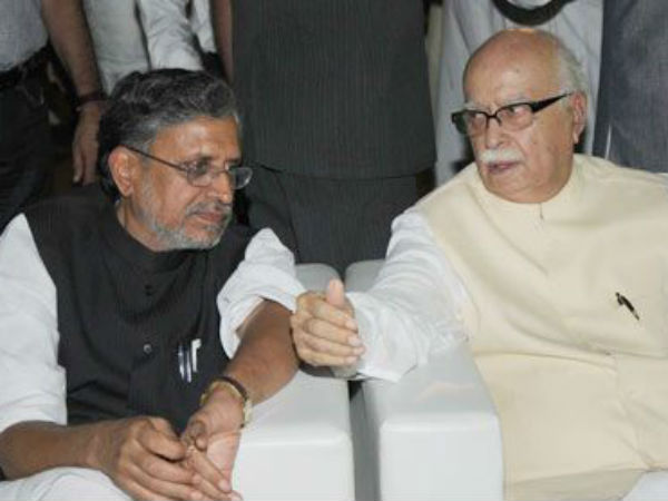 Sushil Modi Says Advani Should Gauge Public Mood On Namo