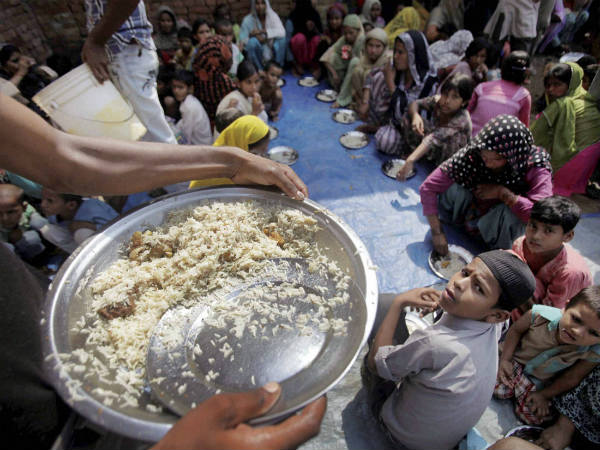 One Third Of World Food Wasted Annually Un Report