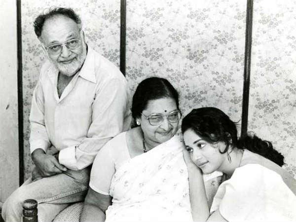 My Papa Shankar Dixit Was My Strength Madhuri Dixit