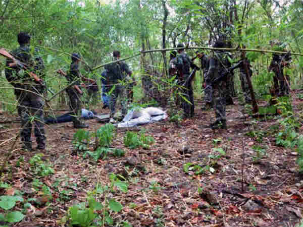 Maoists Killed In Odisha Gun Battle