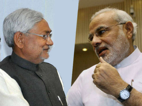 Vinaash Kaale Vipreet Buddhi Nitish Kumar On Narendra Modis Anointment
