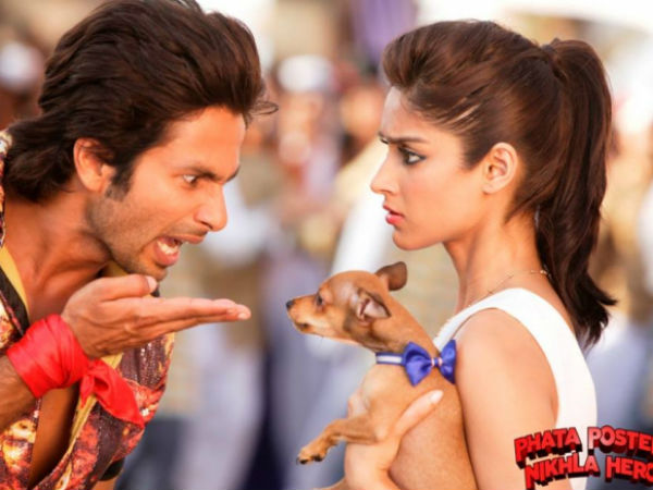 Shahid Kapoor Song Agal Bagal Reminds Raveena Tandon Govinda