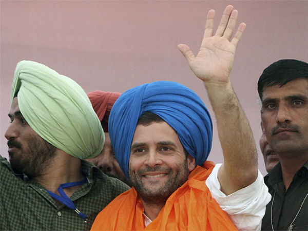 Rahul Gandhi Will Visit Gujarat For Two Day In October