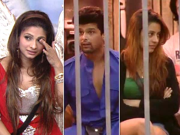 Day 1 Synopsis Bigg Boss 7 Tanisha Kushal Confess Addicted Alcohol