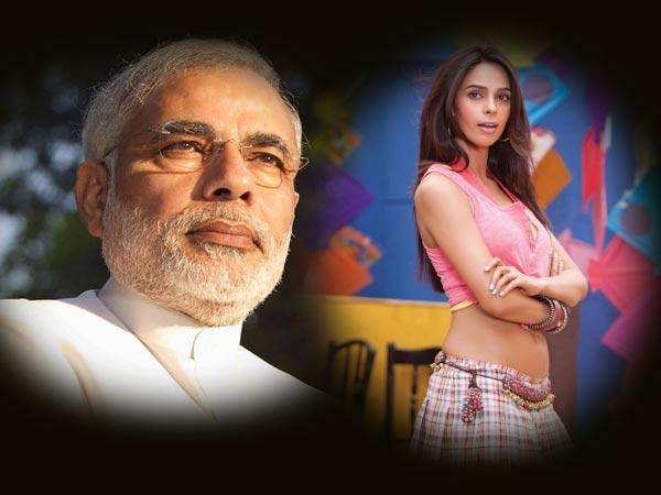 Mallika Sherawat Purrs Happy Birthday Narendra Modi