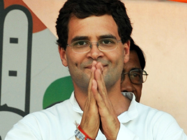 Tribal Bill Will Be Acted On Rahul Tells Chhattisgarh