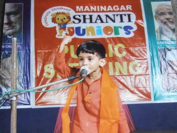Wonderful Speeches Chhota Narendra Modi