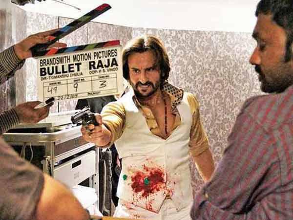 Saif Ali Khan Back In Action With Bullet Raja