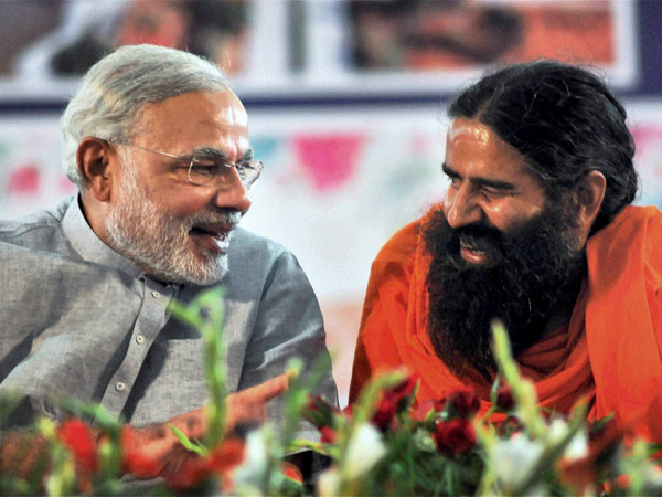 Modi Can Not Be Loot Country Baba Ramdev