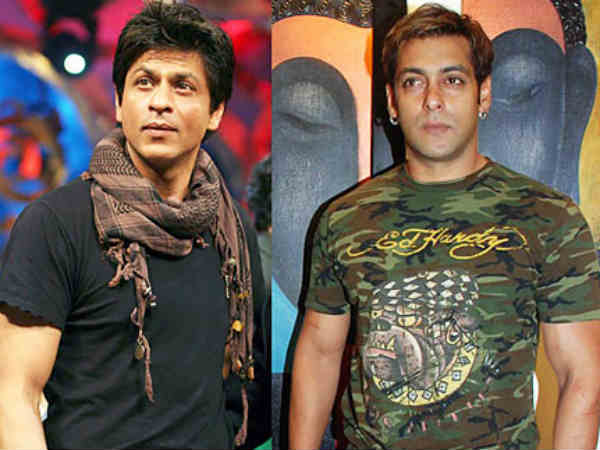 Shahrukh Khan Accepts Salman Khan S Invitation