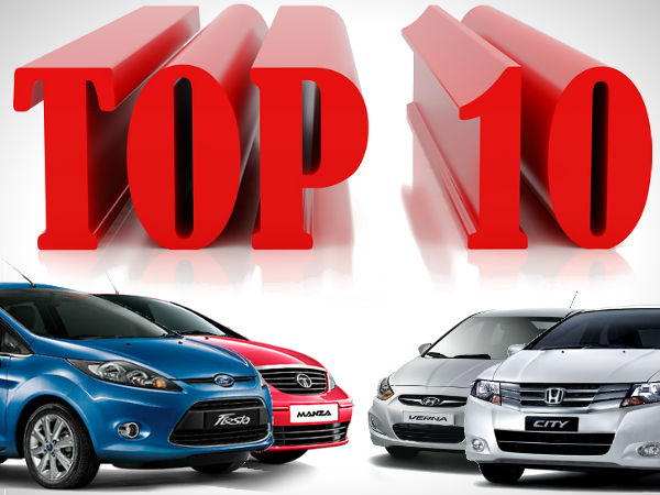 Top 10 Sedan Cars Below 10 Lakhs