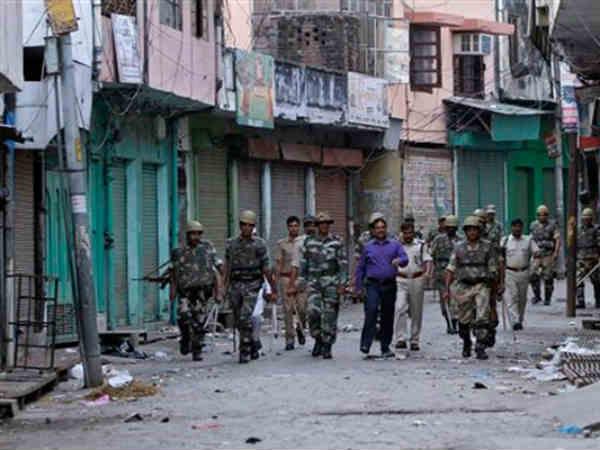 Muzaffarnagar Clash Supreme Court Notice Centre Up Govt