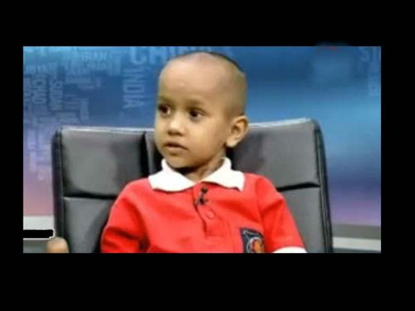 Meet Indias Google Boy Kautilya From Karnal