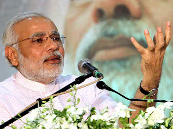 Modi Addresses Teacher S Training N