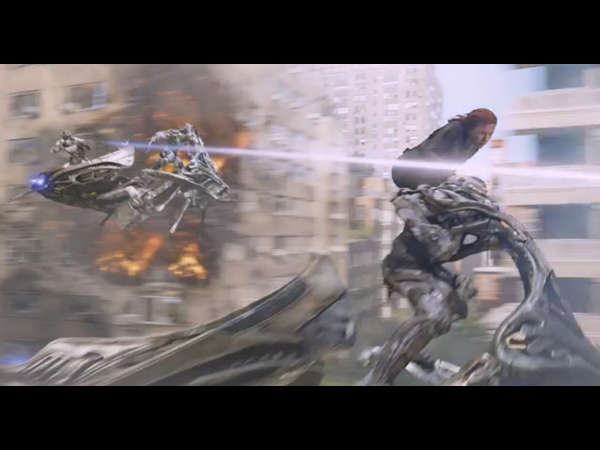 How Work Visual Effects Movies