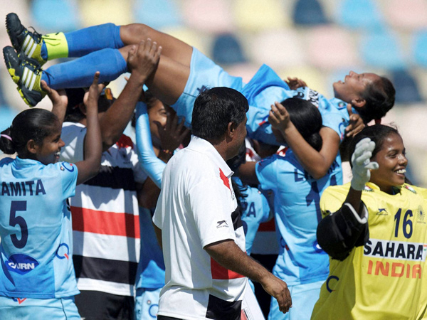 India Eves Beat Malaysia Enter Asia Cup Hockey Semis