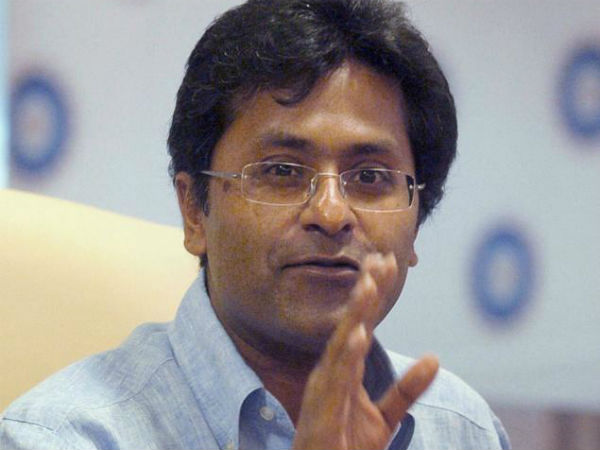 Lalit Modi Declared As President Of The Rajasthan Cricket Association