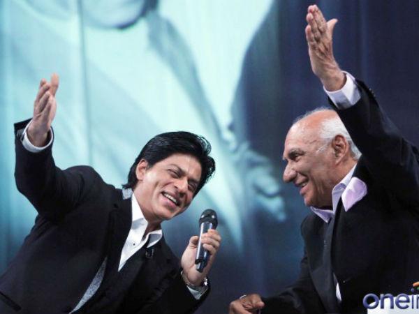 Shahrukh Khan Walk The Ramp Pay Tribute Yash Chopra Birthday 27 Sept