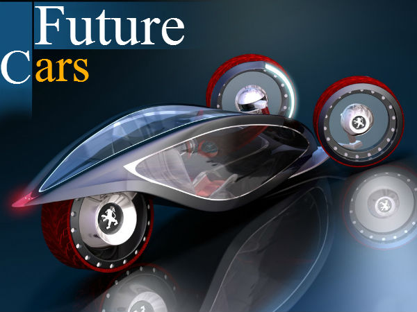 Amazing Future Cars From Around The World