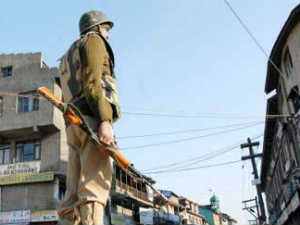 Terror Strike Hits Jammu Firing Samba Town